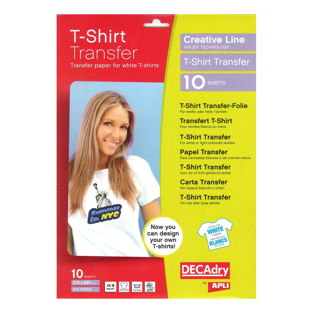 Трансферна хартия за текстил