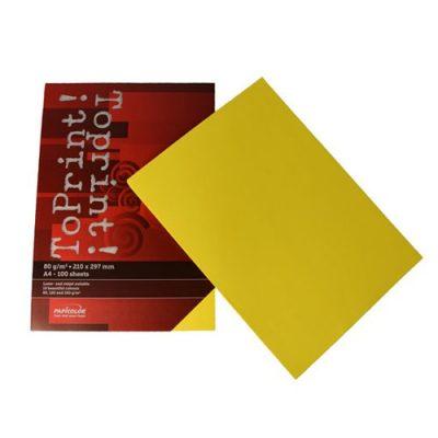 Цветна хартия